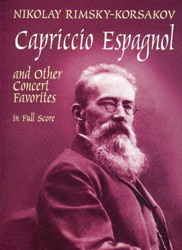Capriccio Espagnol and other Concert Favorites - Full Score