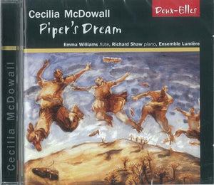 CD: Piper's Dream:  Cecilia McDowall