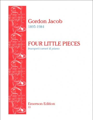 Four Little Pieces (Trumpet/Cornet & Piano)