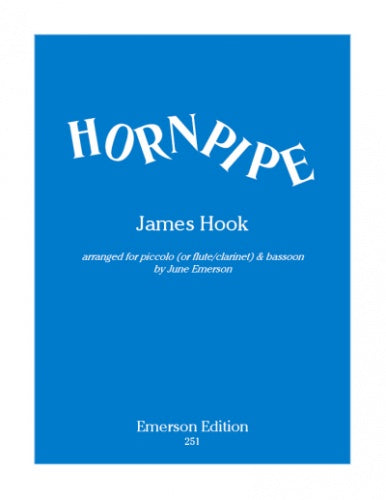 Hornpipe arr. June Emerson