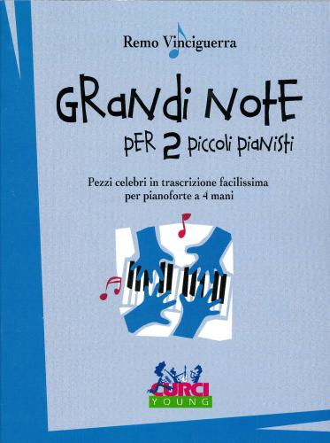 Grandi di Note for two little pianists
