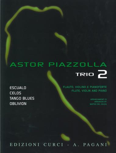 Trio 2. Selected pieces arranged for Flute, Violin and Piano