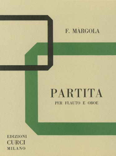 Franco Margola: Partita for Flute and Oboe