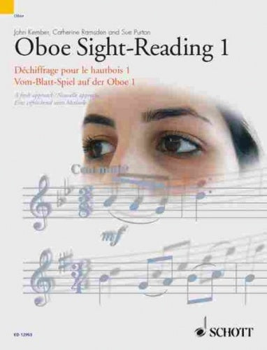 Oboe Sight-Reading 1 (Grades 1-5)