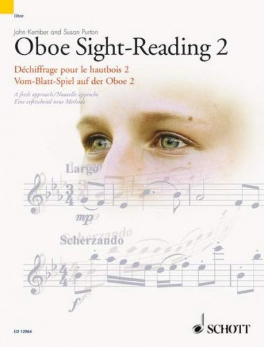 Oboe Sight-Reading 2 (Grades 6-8)