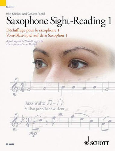 Saxophone Sight-Reading 1