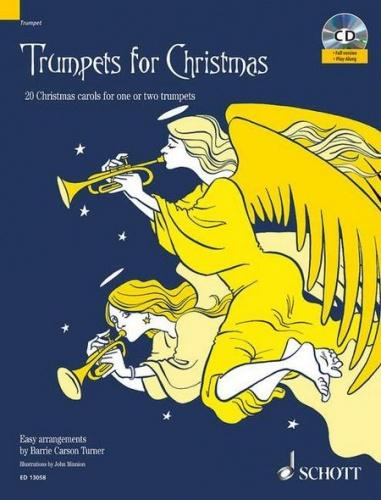 Trumpets for Christmas (20 Christmas Carols)
