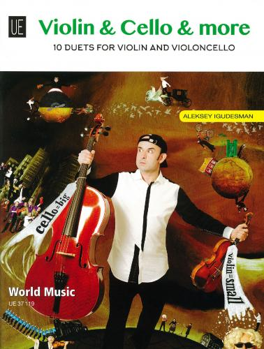 Violin & Cello & More-10 Duets for Violin & Cello
