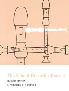 The School Recorder Book 1