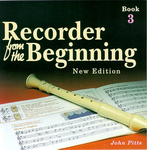 Recorder From The Beginning (Classic Edition): Pupil's Book 3 [CD only]
