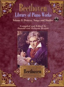 Library of Piano Works, Vol. 1 (Book & CD)