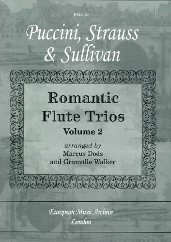 Romantic Flute Trios: Volume 2 (new edition)