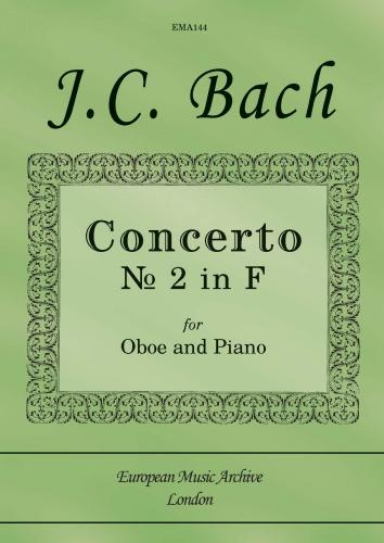 Johann Christian Bach: Concerto No. 2 in F