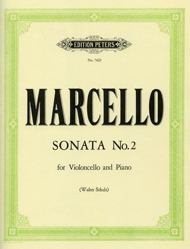 Sonata in E minor Op. 2 no. 2