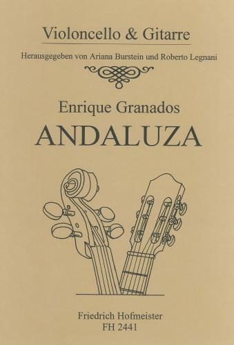 Andaluza for Cello and Guitar