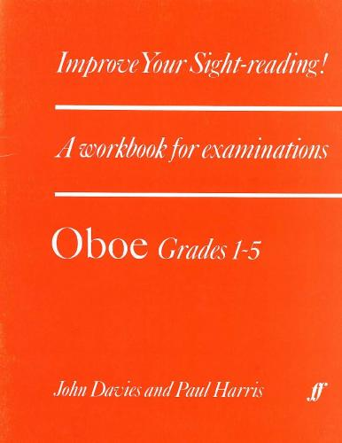 Paul Harris: Improve your sight-reading! Oboe (Grades 1-5)
