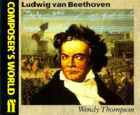 Composer's World: Beethoven - Thompson, Wendy (Books)