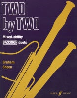 Sheen: Two by Two (Bassoon Duets)