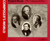 Composer's World: Project Book - Thompson, W & Harries, J (Books)