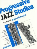 James Rae: Progressive Jazz Studies  (Flute)