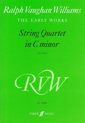String Quartet in C minor (score)
