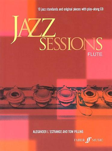 Jazz Sessions (Flute & CD)