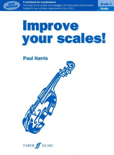 Improve your Scales for Violin Grade 1