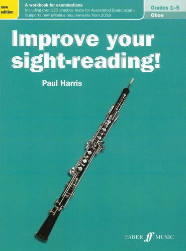 Paul Harris: Improve Your Sight-Reading for Oboe - Grades 1-5 (New Edition)