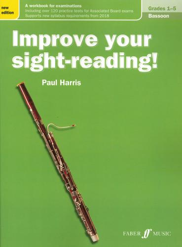 Paul Harris: Improve Your Sight-Reading for Bassoon - Grades 1-5