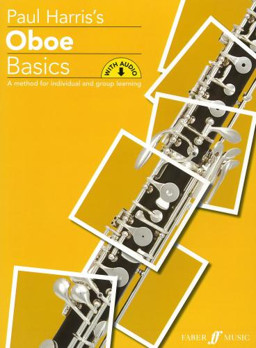 Paul Harris: Oboe Basics (Audio Download)