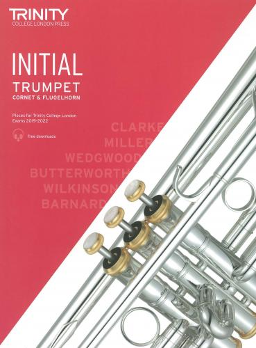 TCL Trumpet Exam Pieces 2019-2022 - Initial Grade (Audio Access)