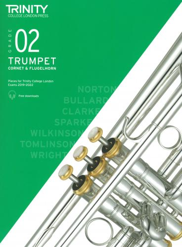 Trumpet Exam Pieces 2019-2022 - Grade 2 (Audio Access)