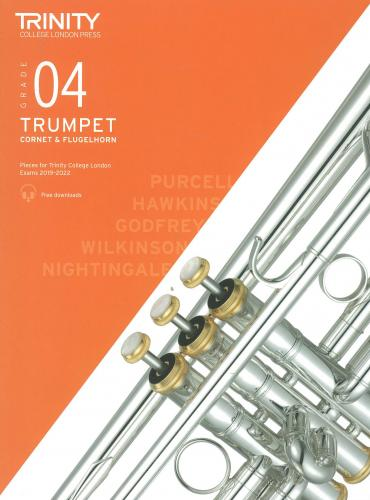 TCL Trumpet Exam Pieces 2019-2022 - Grade 4 (Audio Access)