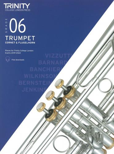 Trumpet Exam Pieces 2019-2022 - Grade 6 (Audio Access)