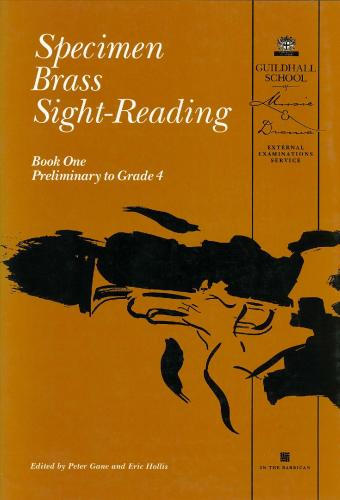 Specimen Brass Sight-Reading Book 1 (Preliminary to Grade 4)