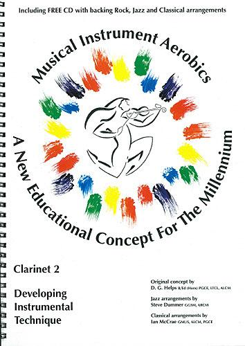 Musical Instrument Aerobics for Clarinet BOOK 2