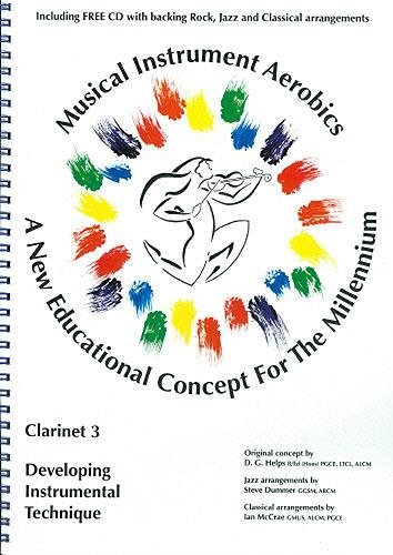 Musical Instrument Aerobics for Clarinet BOOK 3