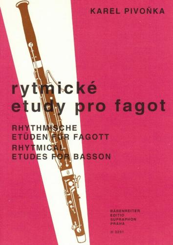 Karel Pivonka: Rhythmic Studies for Bassoon
