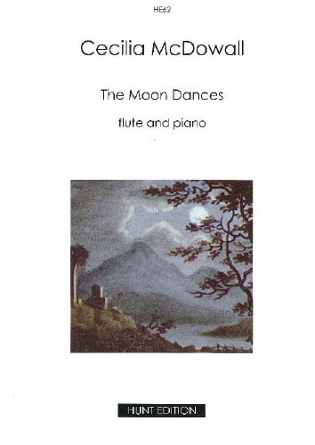 Cecilia McDowall: The Moon Dances (Flute & Piano)