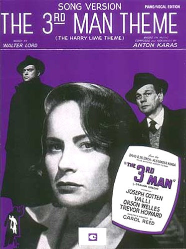 Karas: Theme from 'The Third Man' (Harry Lime Theme)