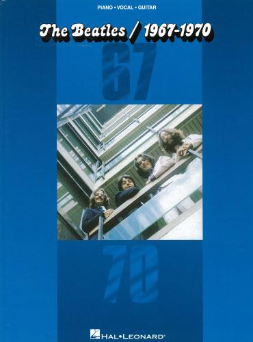 The Beatles 1967-1970  PVG