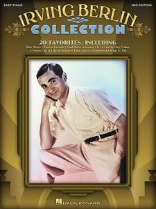 Irving Berlin Collection (easy piano)