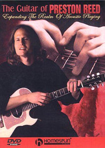 The Guitar of Preston Reed: Expanding The Realm of Acoustic Playing (DVD)