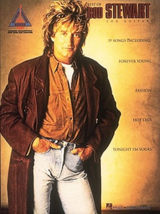 Best of Rod Stewart for Guitar (Authentic Guitar TAB)