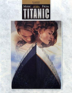 James Horner: Music from Titanic (Selections) Clarinet Part