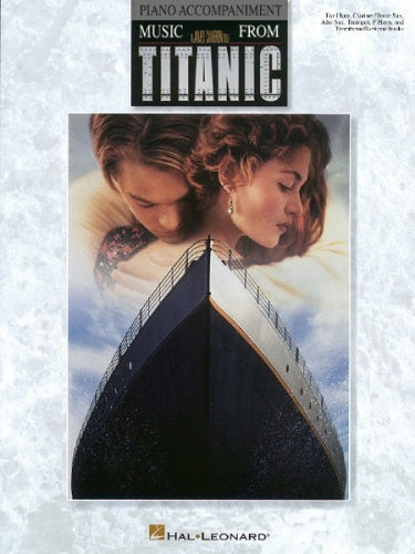 James Horner: Titanic Selections for Wind Instruments (Piano Accompaniment)