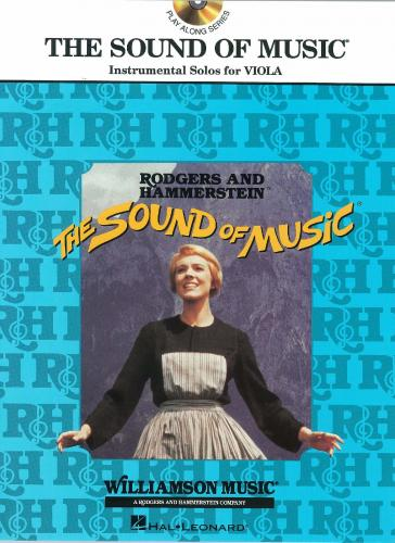 Rodgers: Sound of Music Instrumental Solos for Viola