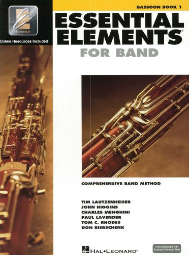 Essential Elements for Bassoon Book 1 ( Audio Access)