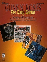 Guns N' Roses for Easy Guitar (Guitar TAB)