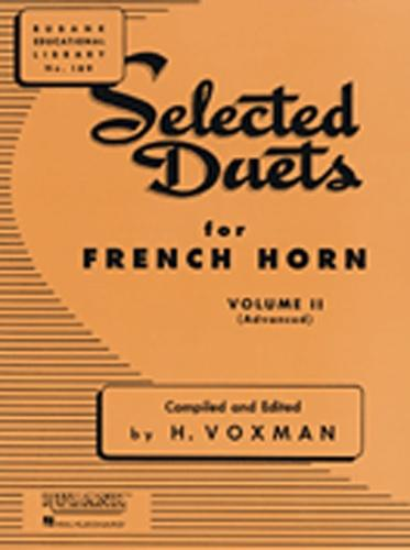 Voxman: Selected Duets for Horn in F - Volume 2